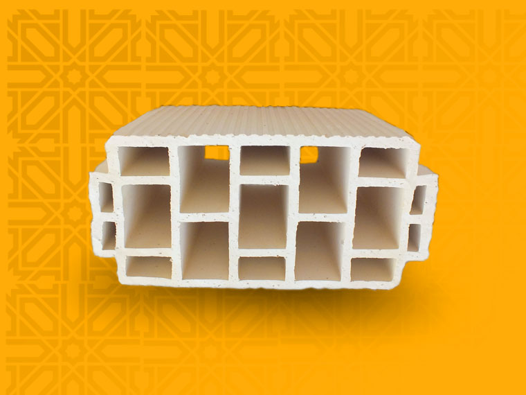 Product name: Conventional roof blocks